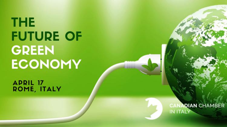 The Future of Green Economy – 17 aprile, Roma