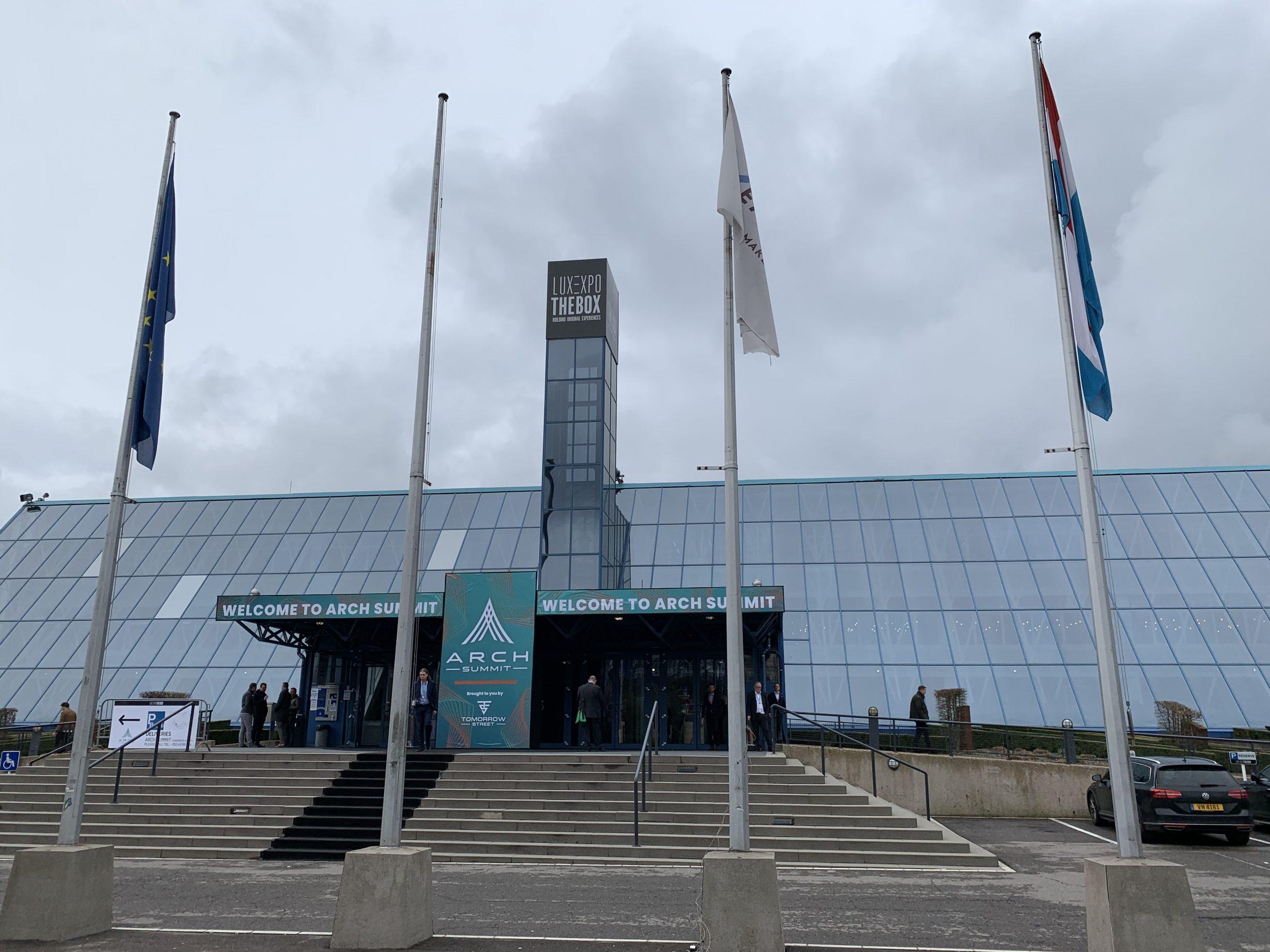 Energy Way Italian ScaleUp @ Arch Summit 2019
